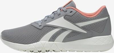 REEBOK Laufschuh in grau / weiß, Produktansicht