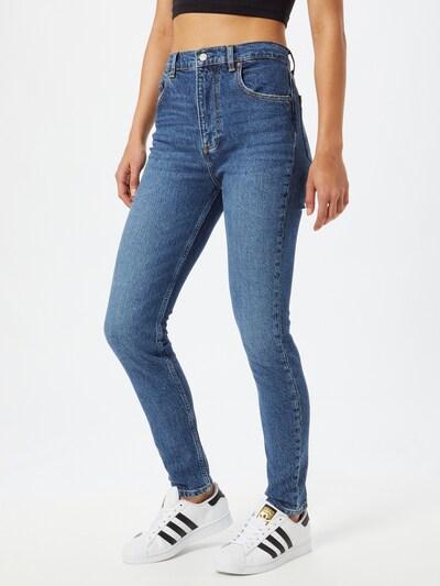 Boyish Jeans 'Zachary' in de kleur Blauw denim: Vooraanzicht