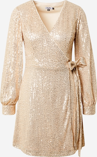 Chi Chi London Kleid 'Dayna' in gold, Produktansicht
