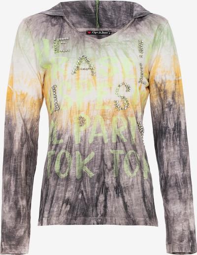 CIPO & BAXX Shirt in dunkelgrau / mischfarben, Produktansicht