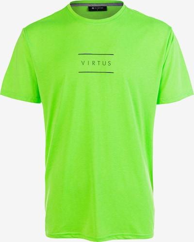 Virtus Funktionsshirt 'HODDIE M S-S' in grün, Produktansicht