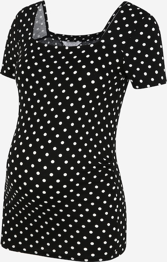 Dorothy Perkins Maternity Shirt in Black / White, Item view
