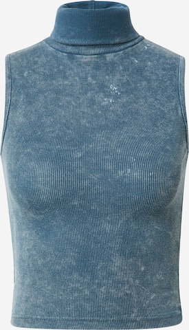 Missguided Top in Blauw