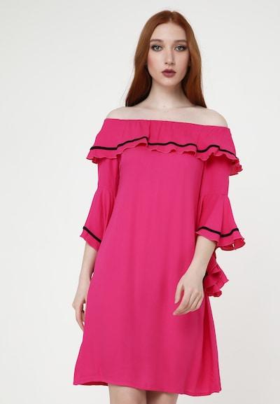 Madam-T Sommerkleid 'SALLY' in pink, Modelansicht