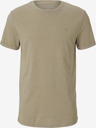 TOM TAILOR DENIM Shirt in oliv, Produktansicht