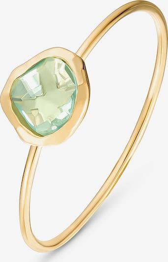 QOOQI Ring in gold, Produktansicht