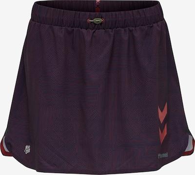 Hummel Athletic Skorts in Blue / Purple, Item view