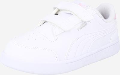 PUMA Brīvā laika apavi 'Shuffle V' rožkrāsas / balts, Preces skats