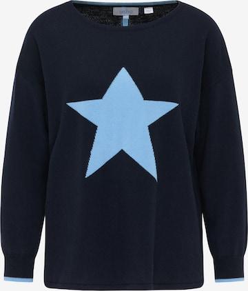 usha BLUE LABEL Sweater in Blue