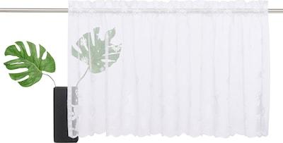 MY HOME my home Scheibengardine in weiß, Produktansicht