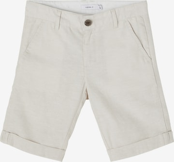 NAME IT Chinoshorts in Beige