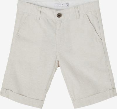 NAME IT Pantalon en beige, Vue avec produit