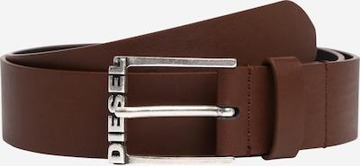 DIESEL Ceinture 'B-DYTE' en marron, Vue avec produit