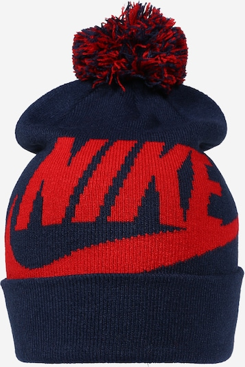 Nike Sportswear Beanie 'Mütze & Handschuhe' in night blue, Item view