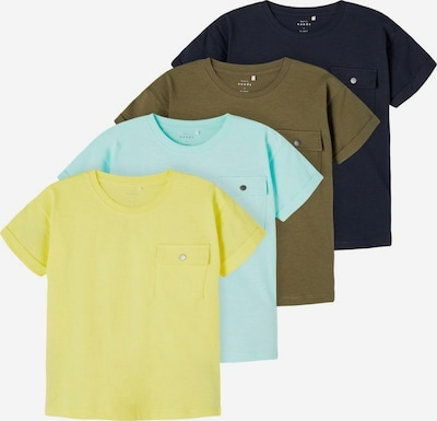 NAME IT T-Shirt en mélange de couleurs: Vue de face
