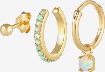 ELLI Parure de bijoux en or, Vue avec produit