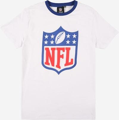 Tricou OVS pe albastru / roșu / alb, Vizualizare produs