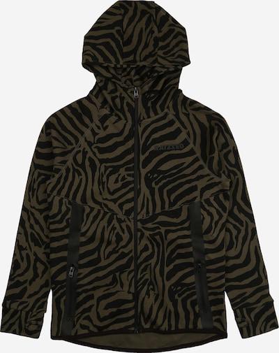 Raizzed Prehodna jakna 'Granada' | kaki / črna barva, Prikaz izdelka