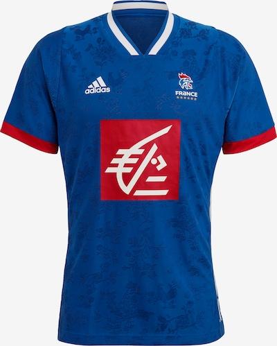 ADIDAS PERFORMANCE Trikot 'Frankreich' in blau / rot / weiß, Produktansicht