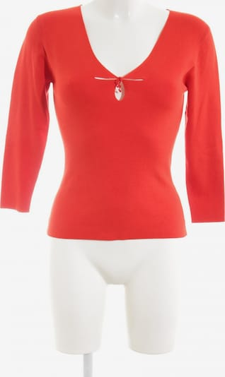 tintoretto Cropped Shirt in XS in rot, Produktansicht