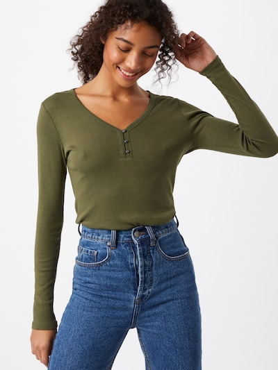 Marškinėliai iš GAP , spalva - žalia: Vaizdas iš priekio