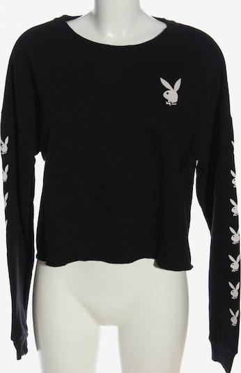 FB Sister Sweatshirt in M in schwarz / wollweiß, Produktansicht