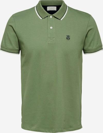 SELECTED HOMME Shirt in de kleur Groen, Productweergave