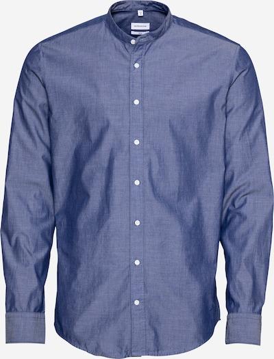 SEIDENSTICKER Srajca 'Mandarin' | modra barva, Prikaz izdelka