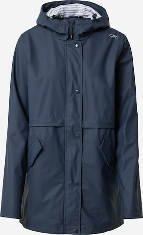 CMP Outdoor Jacket in Blue