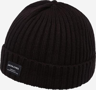 JACK & JONES Mütze in schwarz, Produktansicht