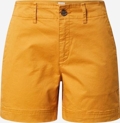 GAP Pantalon en jaune foncé, Vue avec produit