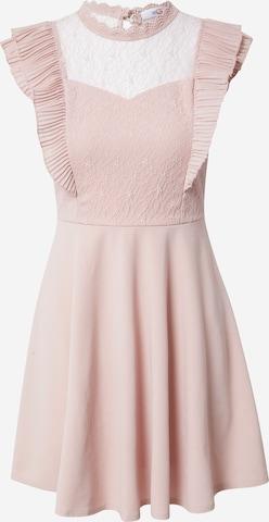 Robe de cocktail WAL G. en rose