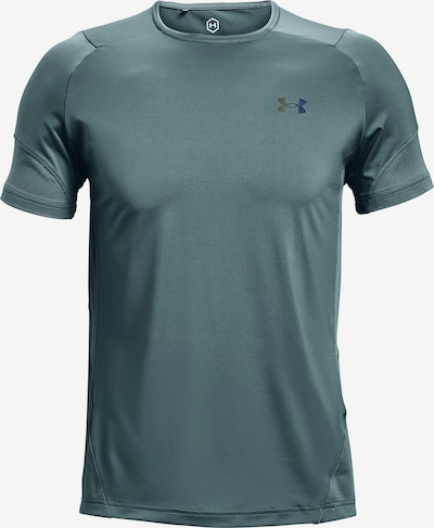 UNDER ARMOUR T-Shirt fonctionnel en bleu, Vue avec produit