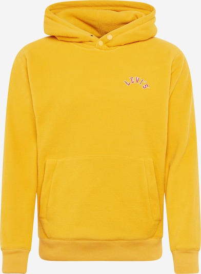 LEVI'S Sweatshirt in de kleur Geel, Productweergave