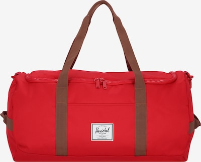 Herschel Reisetasche 'Sutton' in rot, Produktansicht
