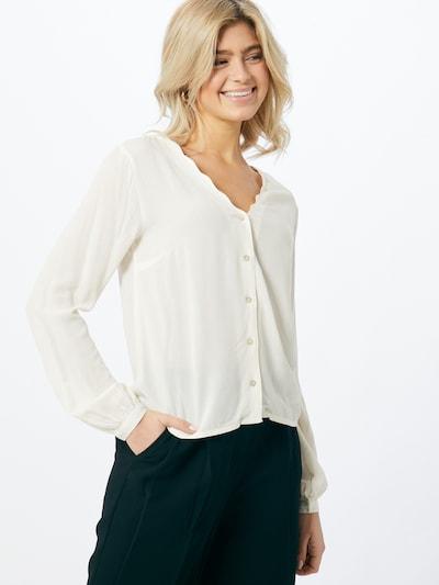 ABOUT YOU Bluse 'Nina' in weiß, Modelansicht