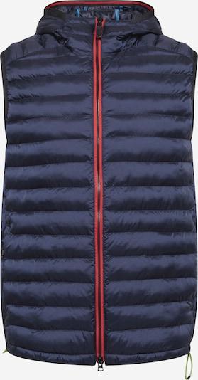 Bogner Fire + Ice Vest 'Corvin' in Dark blue: Frontal view