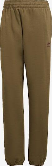 ADIDAS ORIGINALS Pants ' adicolor Essentials Fleece Jogginghose ' in Green, Item view