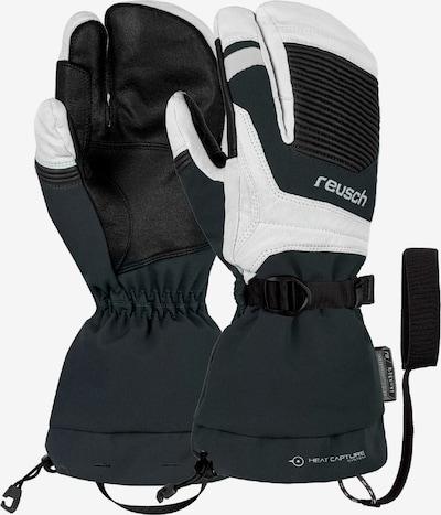REUSCH 3-Finger Handschuhe 'Ndurance Pro R-TEX® XT Lobster' in dunkelgrau / weiß, Produktansicht