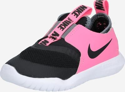 NIKE Sport-Schuh in grau / pink / schwarz, Produktansicht