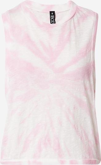 Cotton On Haut en rose / blanc, Vue avec produit