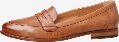 LLOYD Schuhe aus Glattleder in braun, Produktansicht
