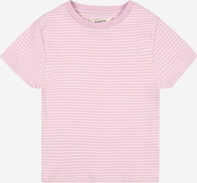 GARCIA Majica u ljubičasta / bijela, Pregled proizvoda