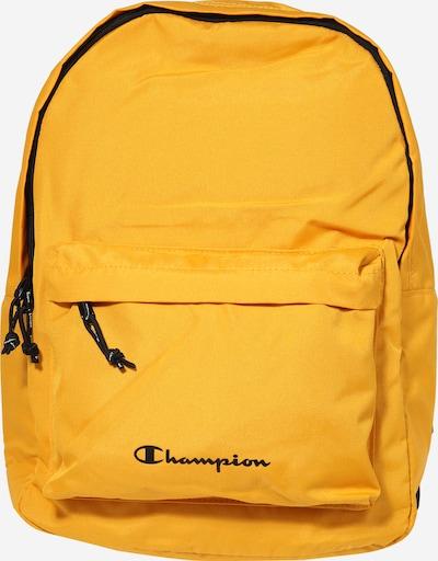 Champion Authentic Athletic Apparel Sac à dos 'Legacy' en jaune, Vue avec produit