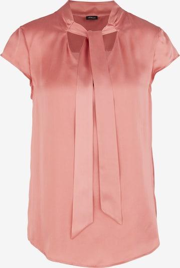 s.Oliver BLACK LABEL Bluse in rosé, Produktansicht
