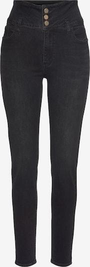 LASCANA Jeans in schwarz, Produktansicht