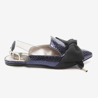 Attilio Giusti Leombruni Flats & Loafers in 37 in Blue, Item view