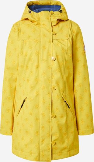 Blutsgeschwister Преходно палто 'Wild Weather' в синьо / жълто, Преглед на продукта