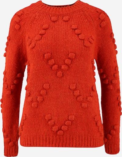 Vero Moda Petite Trui 'BUBBLA' in de kleur Rood, Productweergave