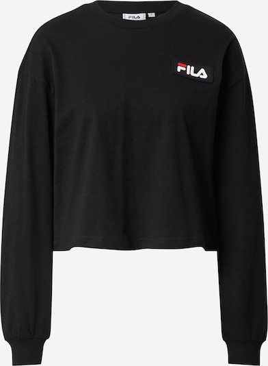 FILA Shirt 'CADY' in blau / gelb / schwarz, Produktansicht